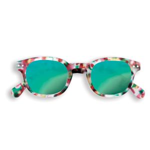 Green Tortoise Mirror #C Sun izipizi