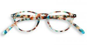 izipizi glasses #A blue tortise