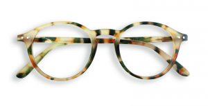 izipizi glasses #D light tortoise